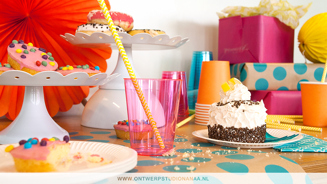 Fotostyling 'Sweet table'